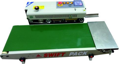 Sealing Machine - Continuous Band Sealer, Foot Sealer