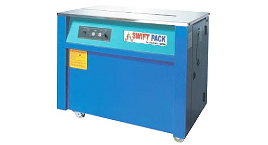 Semi Automatic Strapping Machine -Feather Touch Model - SP -306